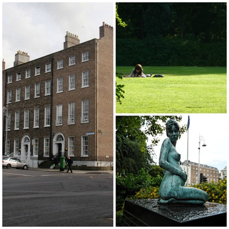 A History Of Dublins Merrion Square In 1 Minute