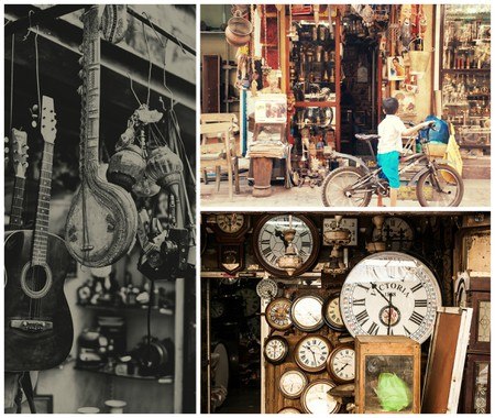 A History Of Chor Bazaar In One Minute