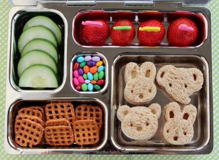 A cute lunch