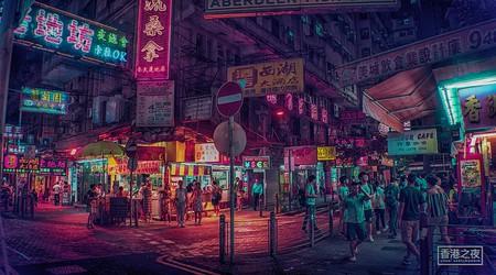 Hong Kong S Neon Glow An Interview With Photographer Zaki Abdelmounim