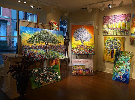 Where To Local Art In New Orleans