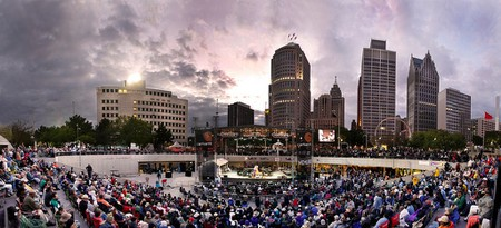Detroit Jazz Fest receives $100,000 from Knight Foundation to support DJF's Jazz Planet | © John S. and James L. Knight Foundation/Flickr