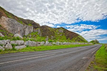 East Antrim Country Road | © Nicolas Raymond/Flickr