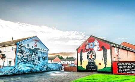 Irelands Most Powerful Murals - Culture Trip