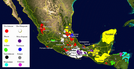 A Guide To Mexico's Indigenous Languages on
