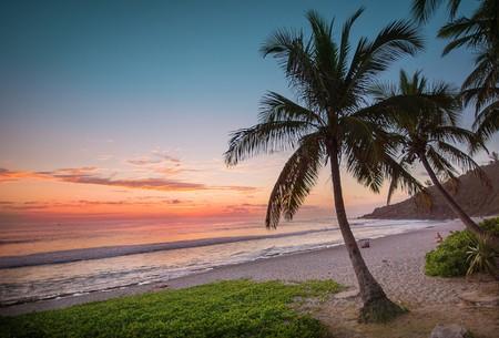 Sunset on Réunion │© Vicente Villamón