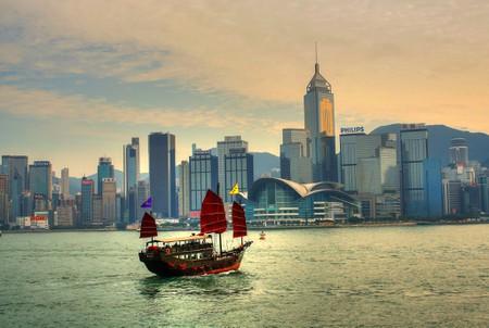 Hong Kong Victoria Bay © Mokastet/Flickr