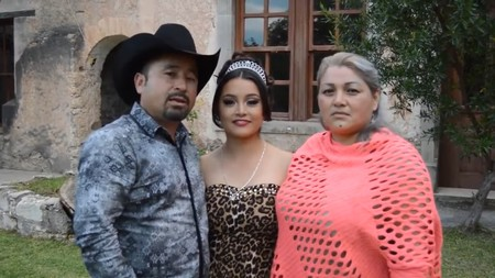 Arguably the most famous quinceañera of recent times, Ruby Ibarra García | © Noticias sin censura/Youtube