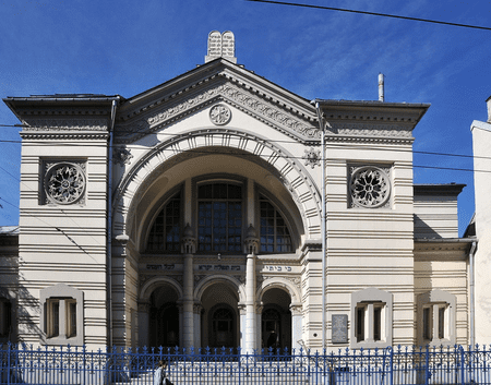 The Choral Synagogue I