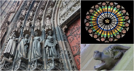 Treasures of Strasbourg Cathedral down to the smallest details