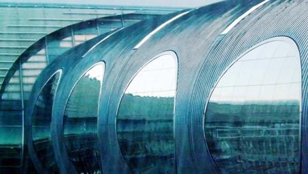 Futuristic architecture at Charles de Gaulle │© Mr Thinktank / Flickr