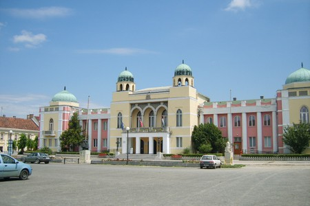 Mohács városháza