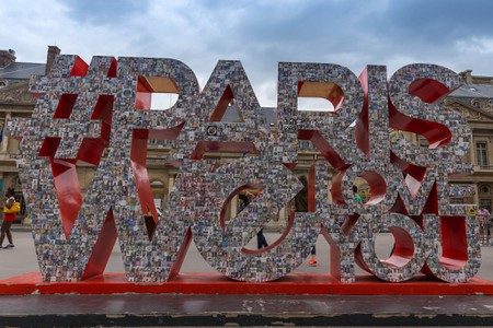 # Paris We Love You at the Palais Royal │© Marco Verch / Flickr