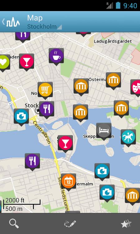 Stockholm dating apps Delano dating