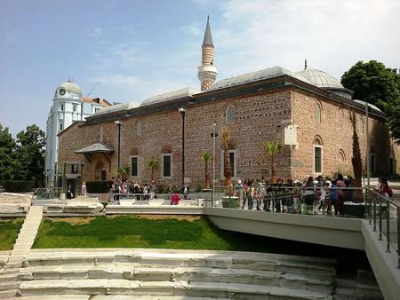 Dzhumaya Mosque