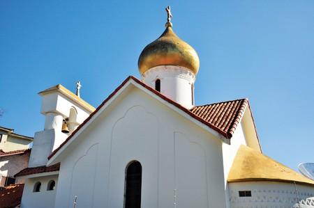 Igreja Ortodoxa Santa Zenaide, orthodox church |© Alexandre Macieira|Riotur/Flickr