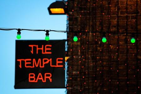 The Temple Bar | © Damián Bakarcic/Flickr