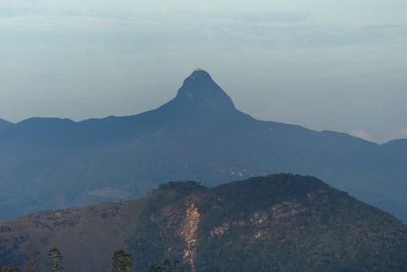 Adams Peak | © Schnobby / Wikimedia Commons