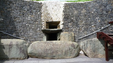 Newgrange passageway | © Cary Bass-Deschenes/Flickr