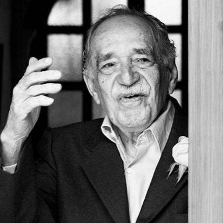 Gabriel Garcia Marquez © Sebástian Freire/Flickr