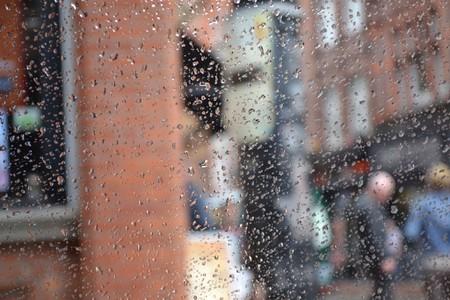Rain on a Dublin window | © Amanda N Sherrington/Flickr
