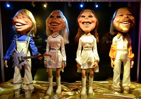 Thank you for the museum, Abba! / Photo courtesy of Wikipedia Commons