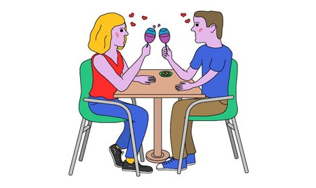 speed dating i mit område