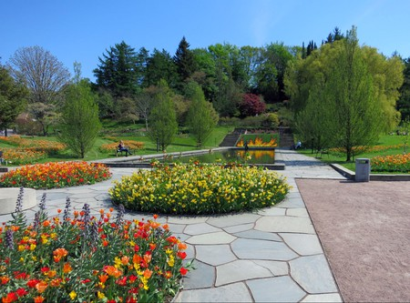 Gothenburg's Botanical Garden is an oasis / Photo courtesy of Wikipedia Commons