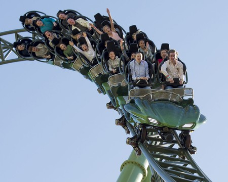 Liseberg is the full amusement park package