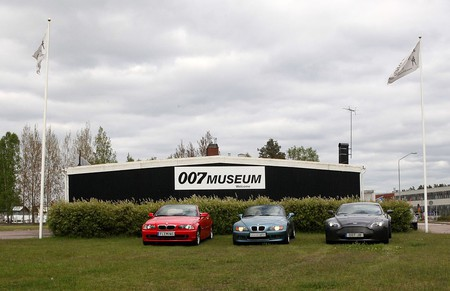 Indulge in your 007 obsession at the James Bond Museum