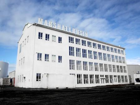 Marshallhúsið | Courtesy of The Living Art Museum. Photo by Lilja Birgisdóttir