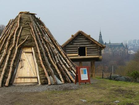 Skansen is living history