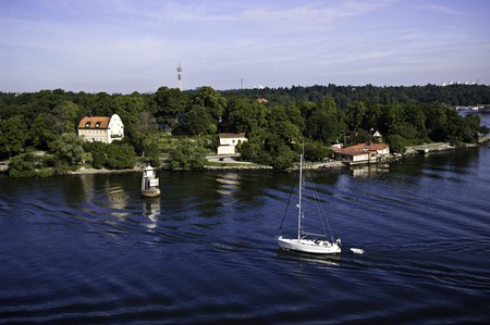 The unparalleled beauty of the Stockholm archipelago