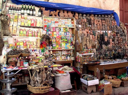 Why You Need To Visit Bolivia S Spooky Witches Market Right Now