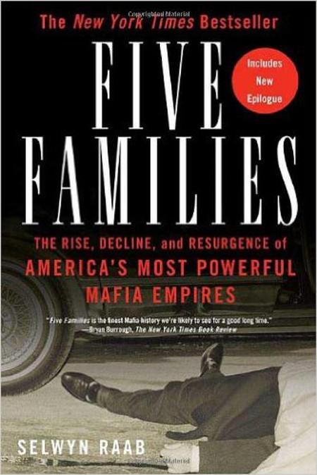Five Families   © Thomas Dunne Books