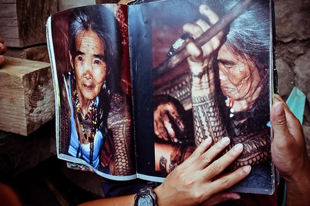 80fc10d80 Meet Apo Whang-Od, the Last Kalinga Tattoo Artist in the Philippines