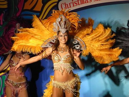 Samba costume |©PlidaoUrbenia/WikiCommons