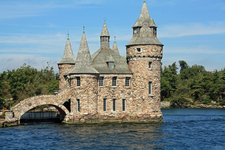 Boldt Castle © Christine Wagner