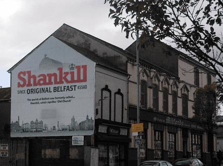 Shankill Road - Wikipedia