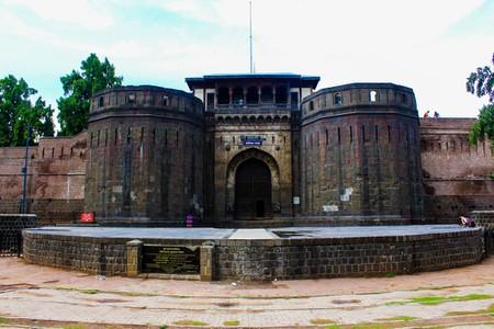 Shaniwar Wada fort, India