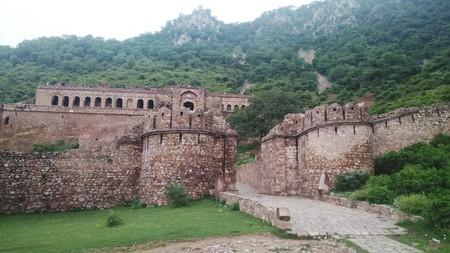 Bhangarh Haunted Fort, Jaipur, India