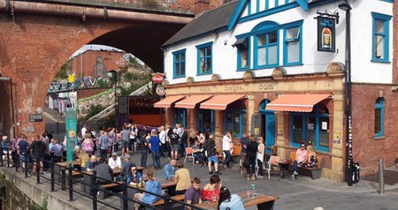 The Tyne Bar, Newcastle