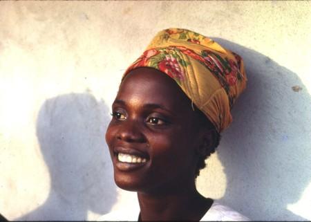 Woman in Liberia