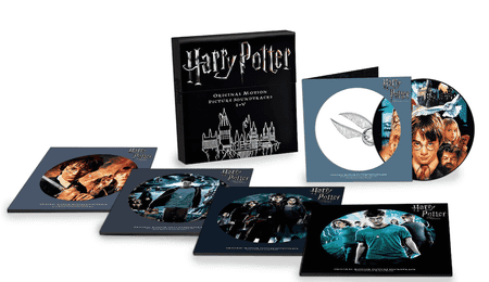 harry potter ultimate soundtrack collection
