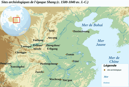 A Brief History of China: Shang Dynasty