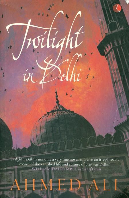 socio cultural elements and symbolism in twilight in delhi