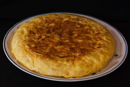 Spanish tortilla should not be confused with a Mexican tortilla