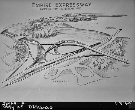 R. H. Thomson Freeway Plans