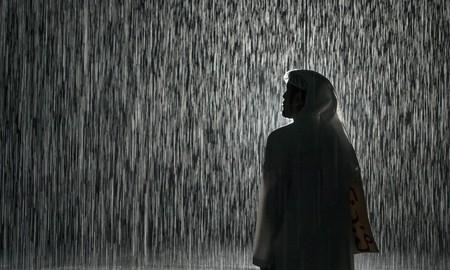 'Rain Room' at Sharjah Art Foundation, 2018