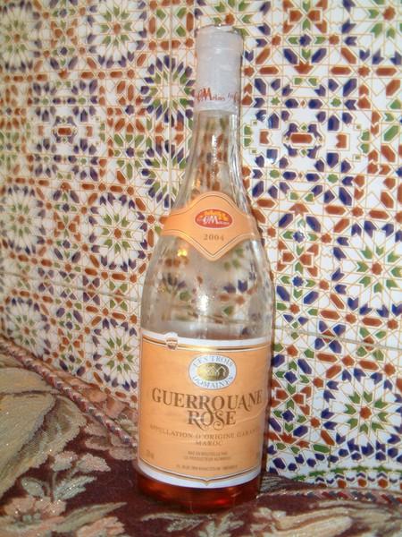 Meknes wine